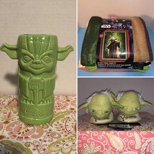 💚Star Wars Yoda Bundle